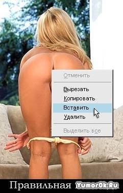 Веселая эротика