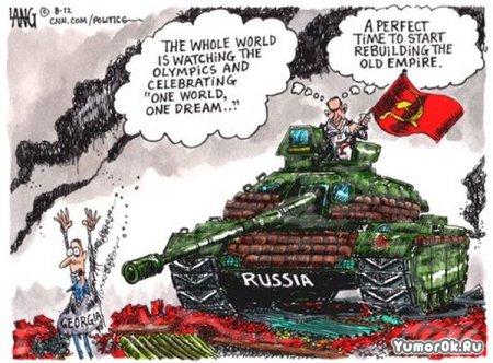 Карикатурная война против России
