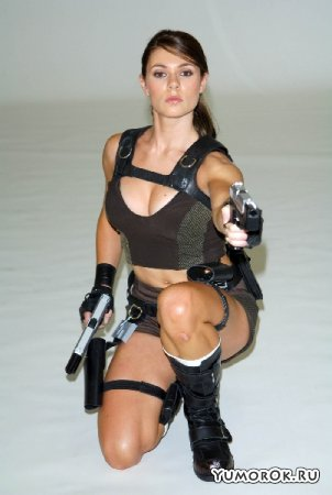 Новая Lara Croft