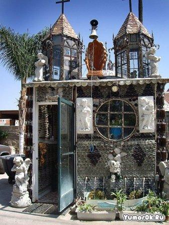 Бутылочный храм