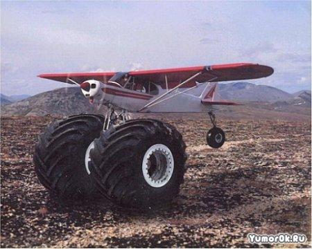 Невероятные самолеты
