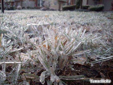 Зима наступает