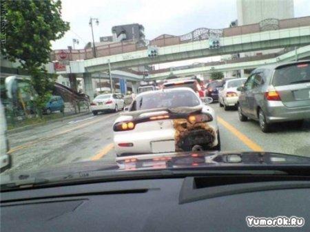 Что твориться на дорогах
