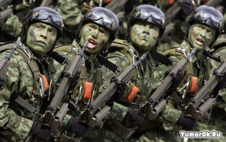 Мексиканские бойцы