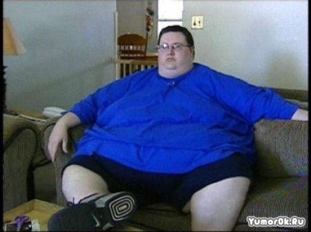 Похудел на 186 килограмм!