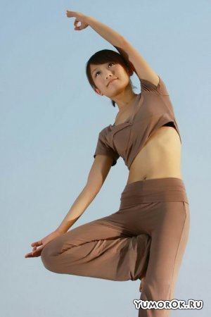 Красотка йоги