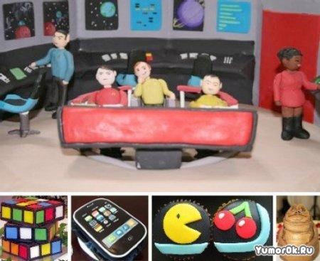 Креативные тортики