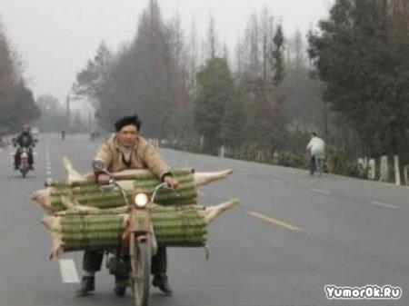 Чудеса перевозок