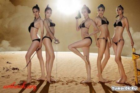 Как китайцы пиарят олимпийские виды спорта