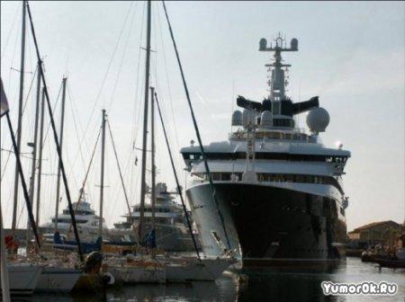 Самая большая частная яхта