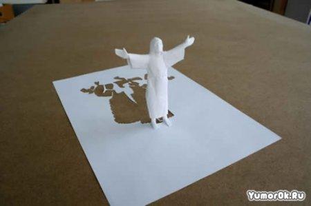 Креатив из бумаги