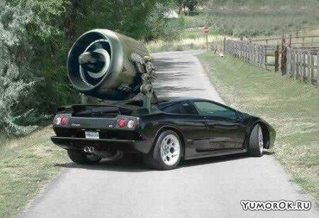 Автомобили мутанты