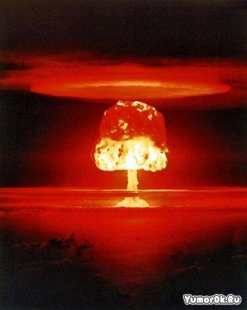 Красивые атомные взрывы