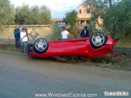 Cальто на Ferrari F430