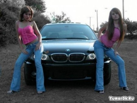 Телочки и BMW