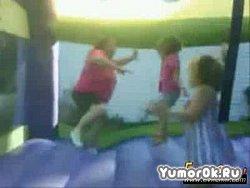 Не пускайте толстых девочек в воздушные замки!