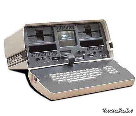 Первый ноутбук и жесткий диск