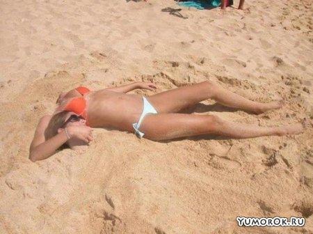 Потеха с песком