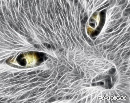 Потрясающие рисунки животных