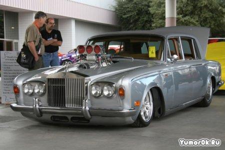Самый быстрый в мире Rolls Royce