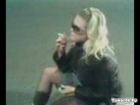Девушка, что вы курили?