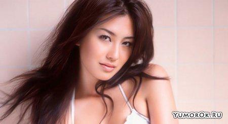 Haruna Yabuki японская модель