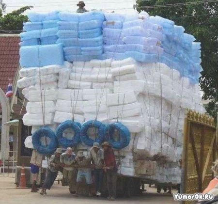 Лучшие перевозчики грузов уходящего года
