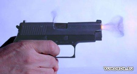 Выстрел из пистолета