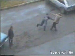 Уличные бойцы