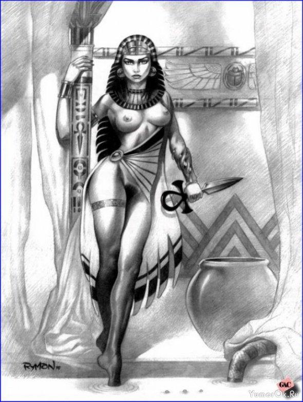 Древние девушки эротические фото фото 593-345