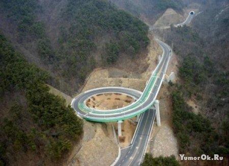 Самые необычные дороги мира