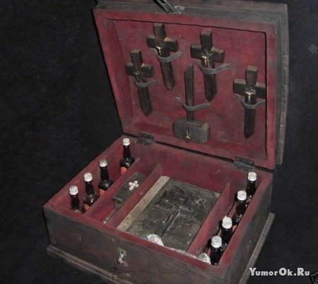 Набор истребителя вампиров (19 век, Трансильвания)
