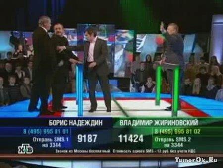 Жириновский опять отжигает