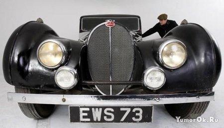 7 февраля в Париже пройдет аукцион Bonhams Retromobile