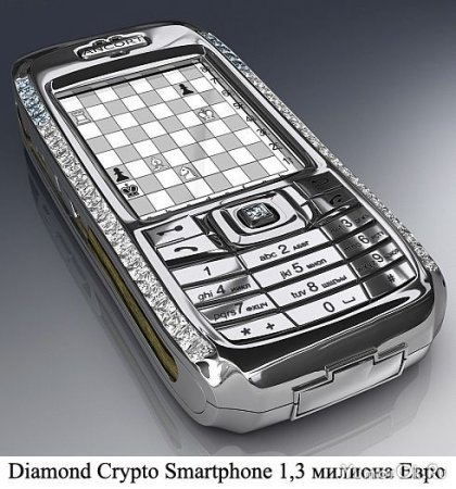 5 самых дорогих телефонов мир