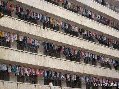 Общежитие в Китае