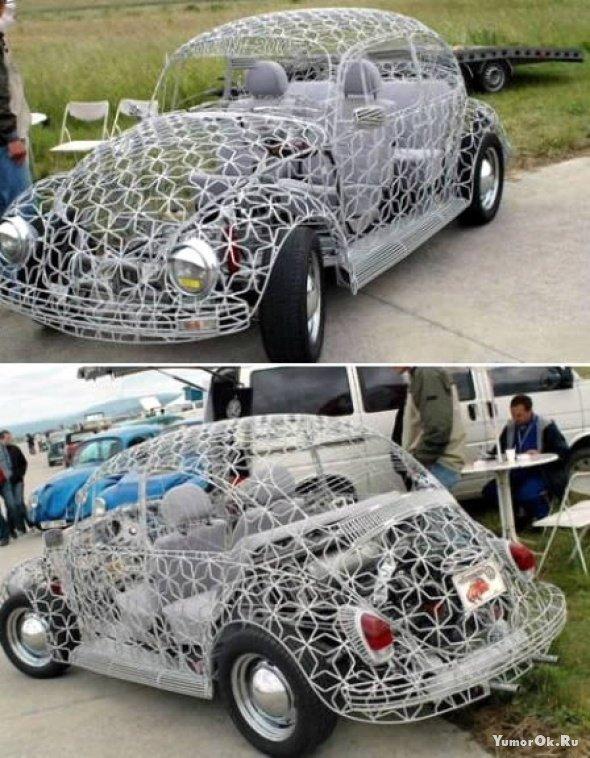 фото машин необычных