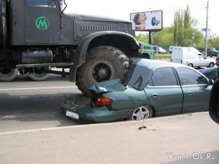 Как паркуются Кразы
