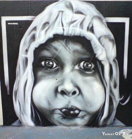 Красивые графити