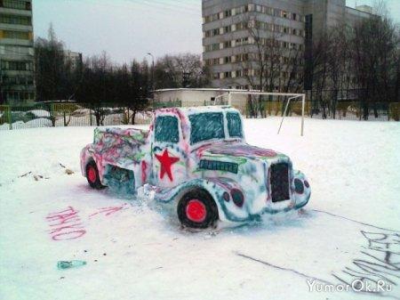 Ледяное авто