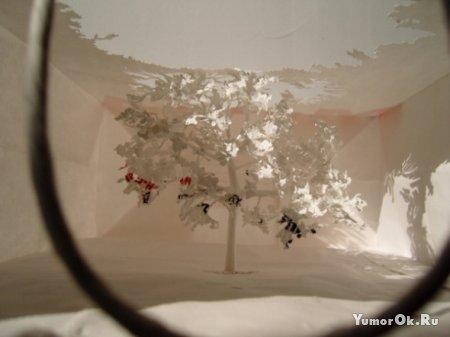 Бумажные деревья