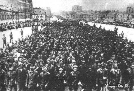 Военная Москва