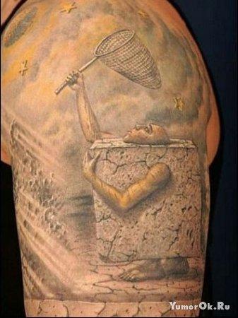 Какой должна быть татуировка?
