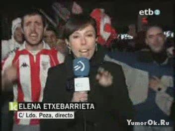 Испанский болельщик