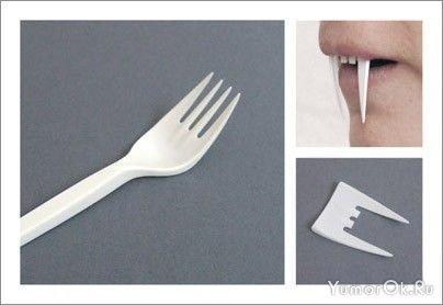 Необычные изобретения из обычных вещей