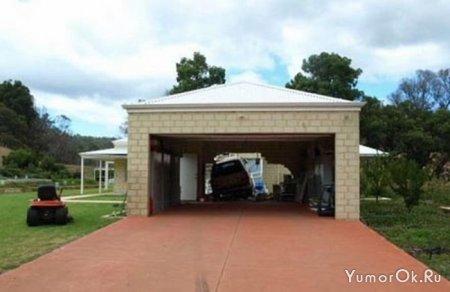 Тюнинг гаража