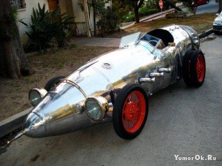 Машинка Rocketcar