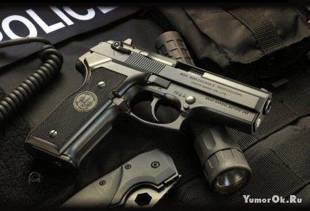 Качественные снимки оружия