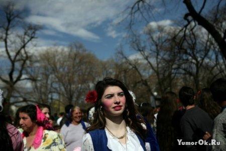 Рынок цыганских невест