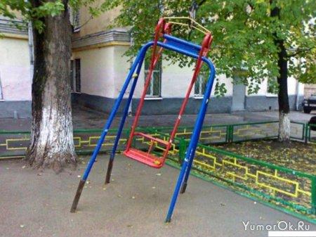 Ужасные игровые площадки